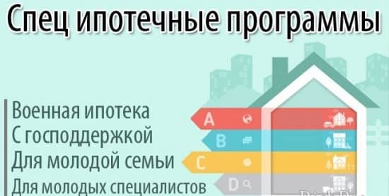 Ипотечные программы